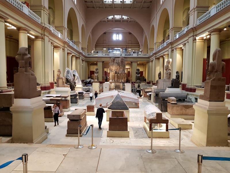 Descubre el Museo Egipcio de El Cairo