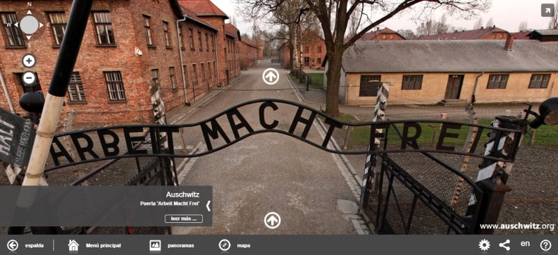 Conoce el campo de concentración de Auschwitz