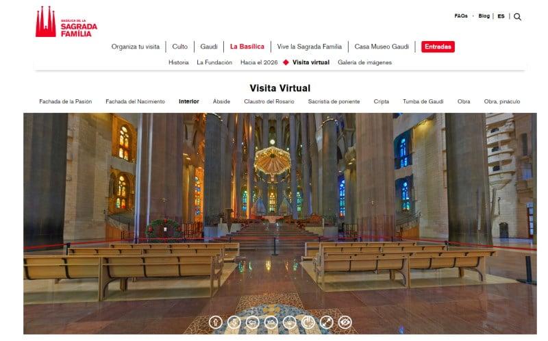 Conoce la Sagrada Familia de Gaudí