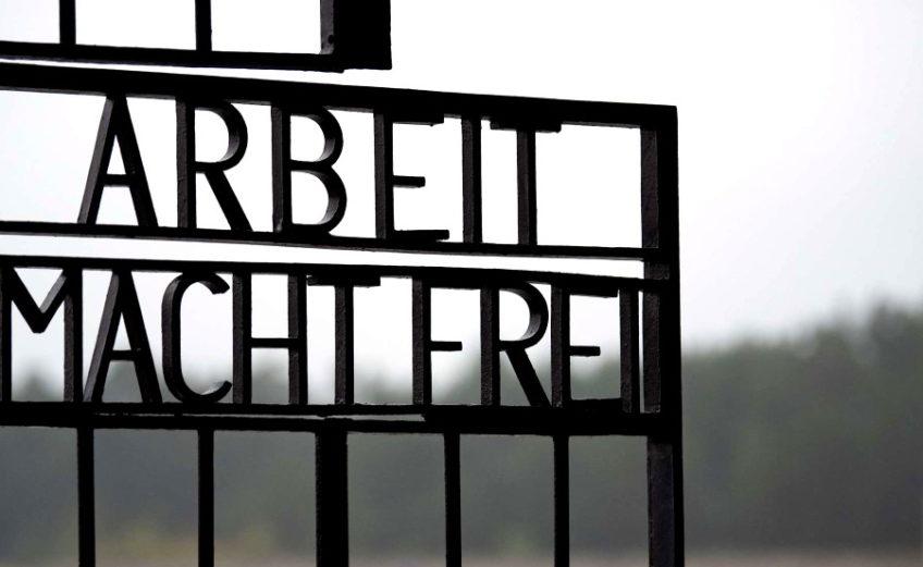 Campo de concentración de Sachsenhausen Berlín