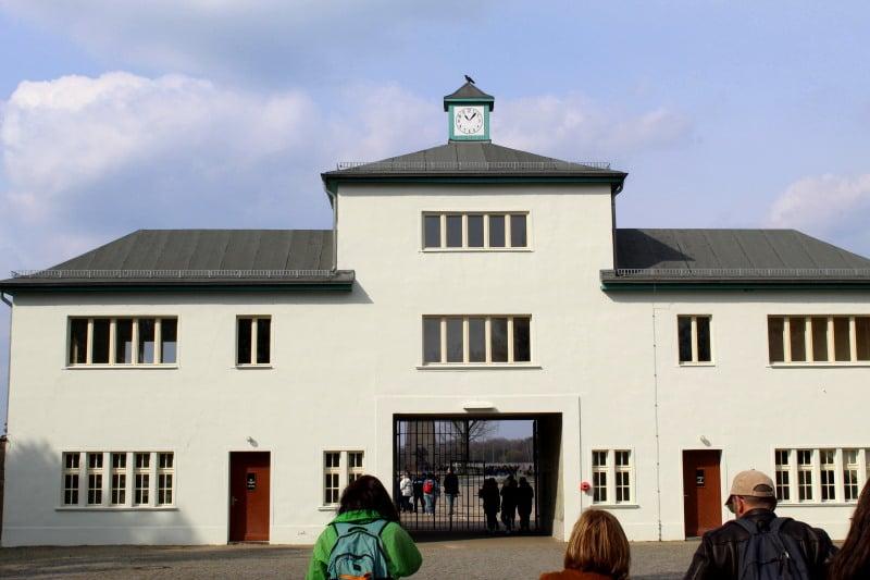 Conoce en Berlín el campo de concentración de Sachsenhausen