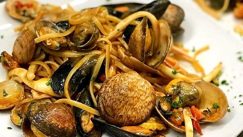 Il Gambero Pazzo, uno de los mejores restaurantes donde comer en Catania