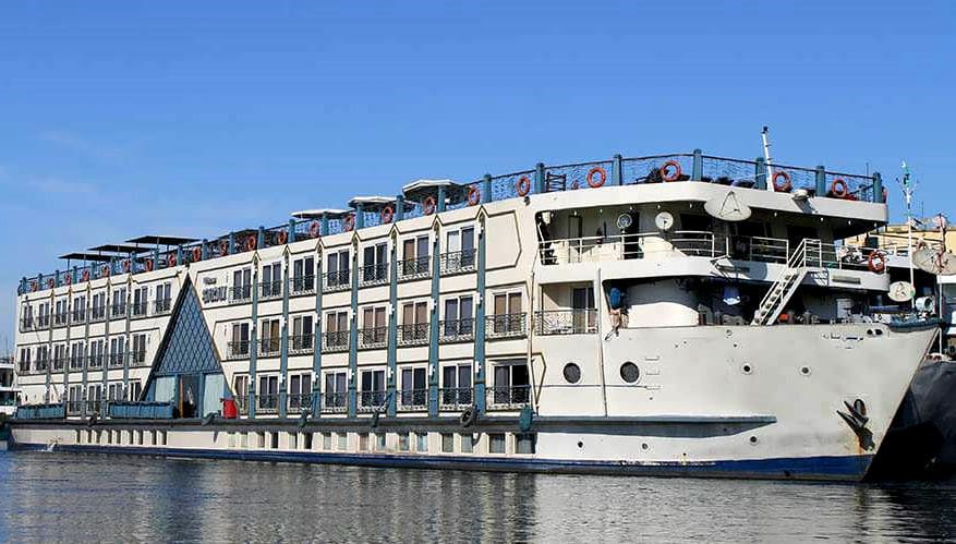 Viajar a Egipto todo incluido en crucero
