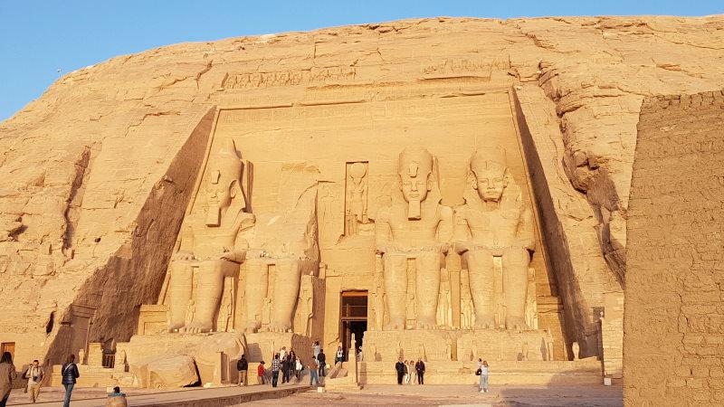 Visita Abu Simbel en tu viaje a Egipto todo incluido