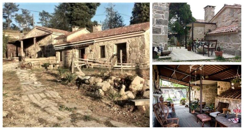 Alquilar casas rurales baratas en Galicia