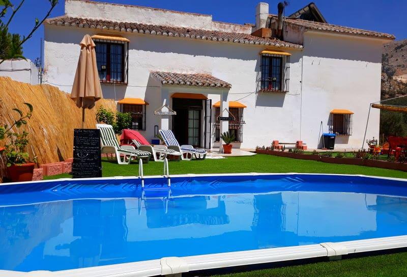 Los mejores cortijos rurales en Málaga