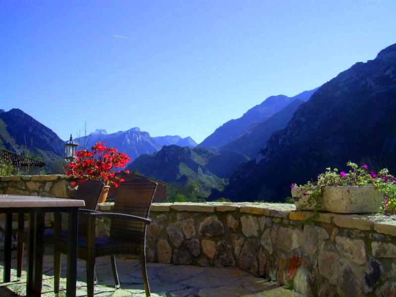 Las mejores vistas de las montañas en Asturias