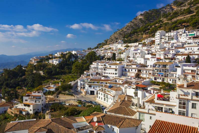 Descubre los pueblos rurales de Andalucía