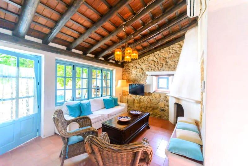Casa SPA La Agueda y Robledo y sus instalaciones para parejas