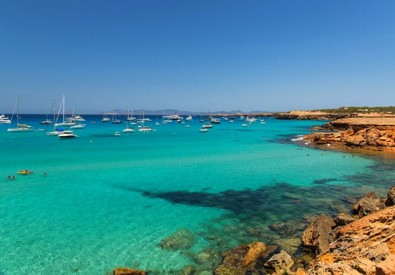 Descubre la maravillosa isla de Formentera