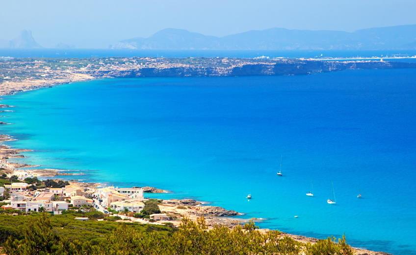 Mejores playas y calas de Formentera