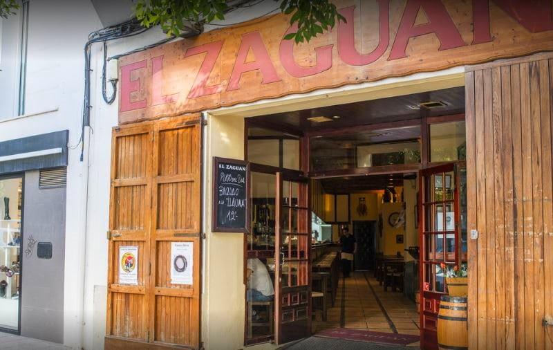 Descubre El Zaguán de Ibiza para comer bien y barato