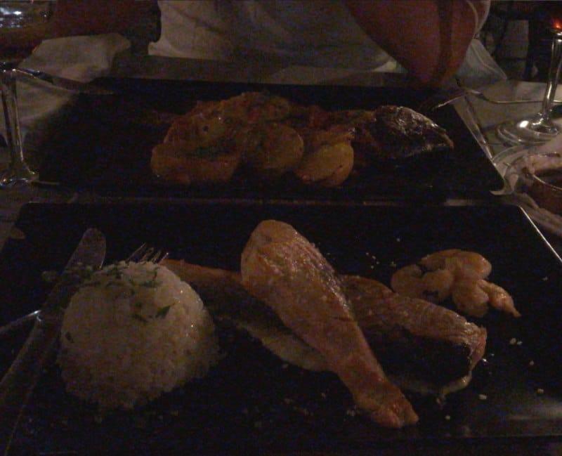 La Brasa, un restaurante elegante