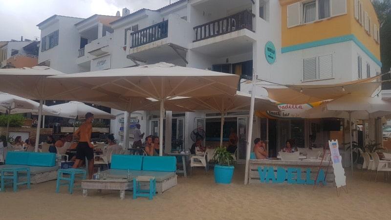 Vadella Beach Club, uno de los mejores restaurantes de Ibiza