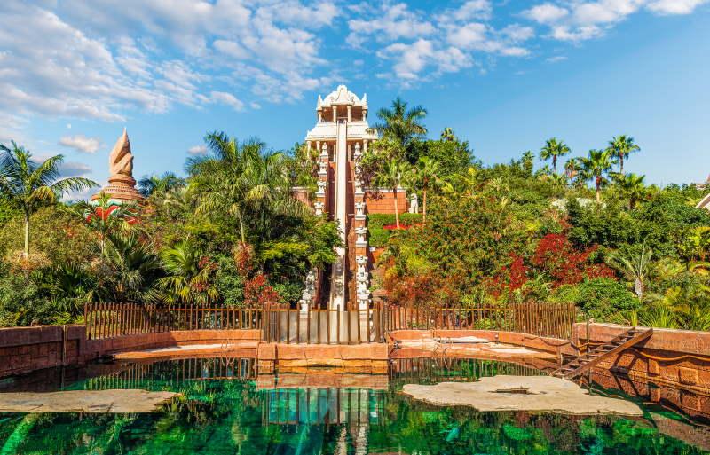 Siam Park de Tenerife, uno de los parques de atracciones más populares de España