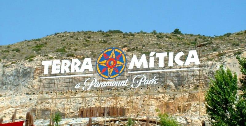 Terra Mítica, uno de los mejores parques de atracciones de España